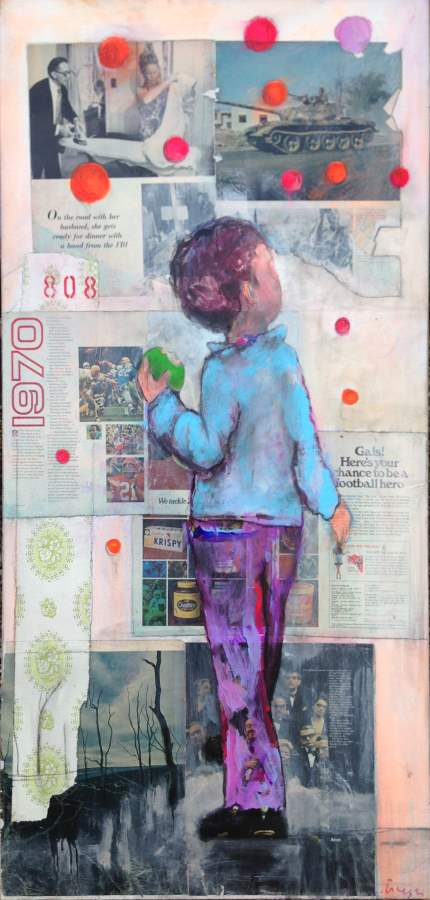 Being a Boy by  Traeger di Pietro - Masterpiece Online