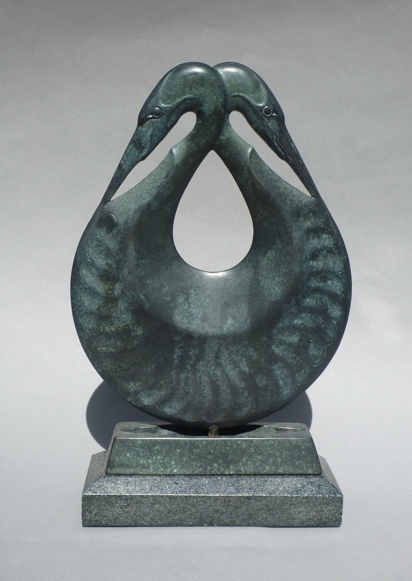 Circle of Cranes, AP/... by Mr. Steve Kestrel - Masterpiece Online