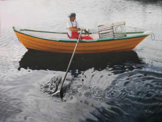 A Life at Sea by  Todd Bonita - Masterpiece Online