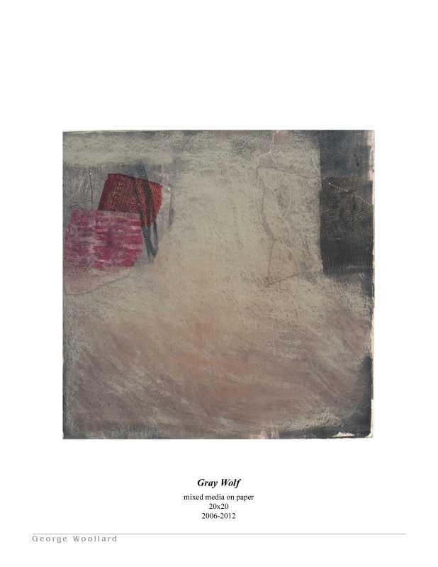 Gray Wolf by  George Woollard - Masterpiece Online