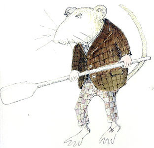 Mouse And Paddle by  John Burningham - Masterpiece Online