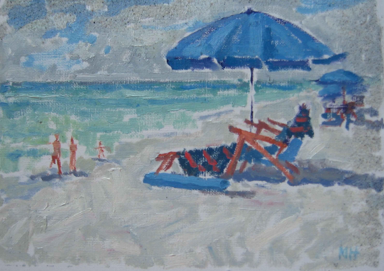 Time to Swim by  Melissa Hefferlin - Masterpiece Online