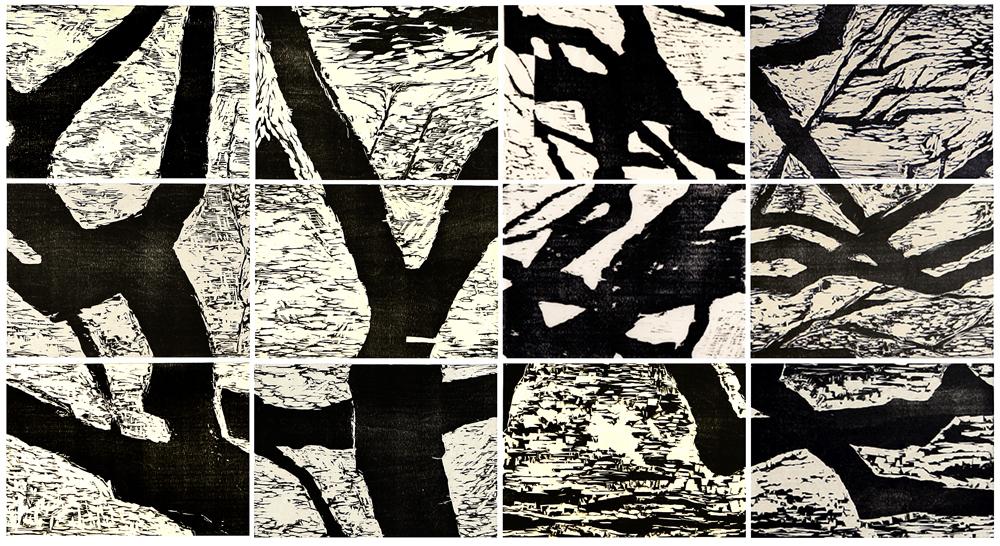 Wild Olive Fragment #7 by  Angela Hayson - Masterpiece Online