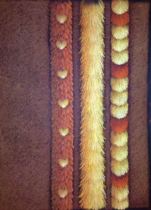 3 Feather Bands 2 by  Shelley S. M. Miller - Masterpiece Online