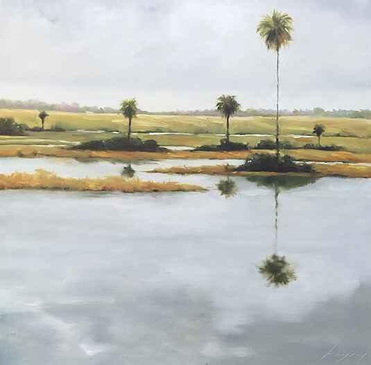 Water's Edge  by  Kelly Rysavy