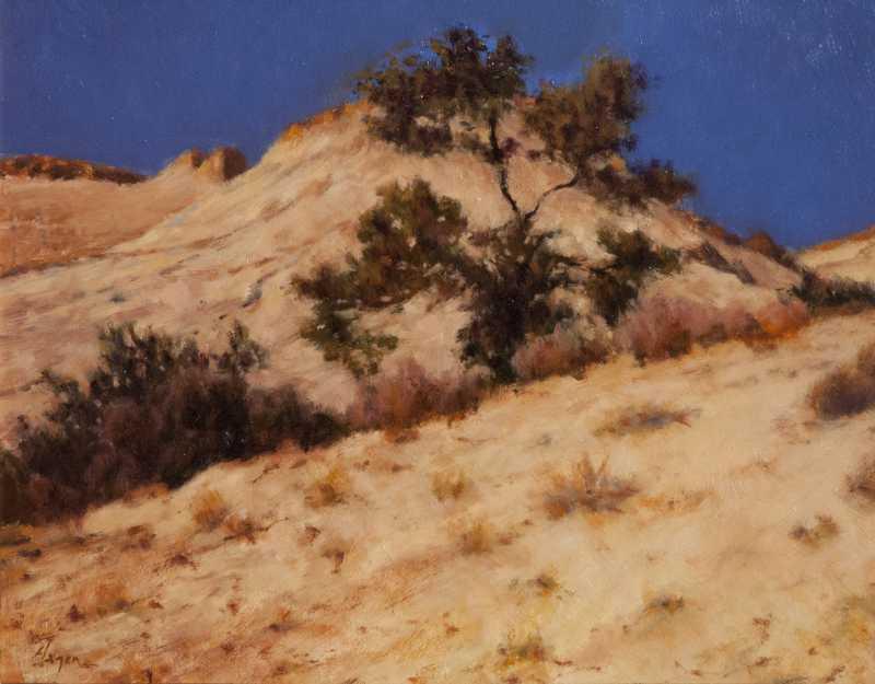 Sandstone Hills by  Peter Hagen - Masterpiece Online