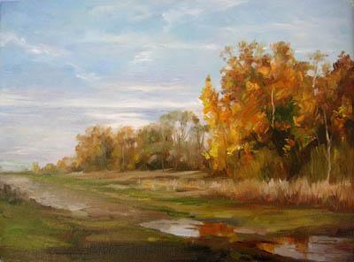 Marshlands by  Kelvin  Lei - Masterpiece Online