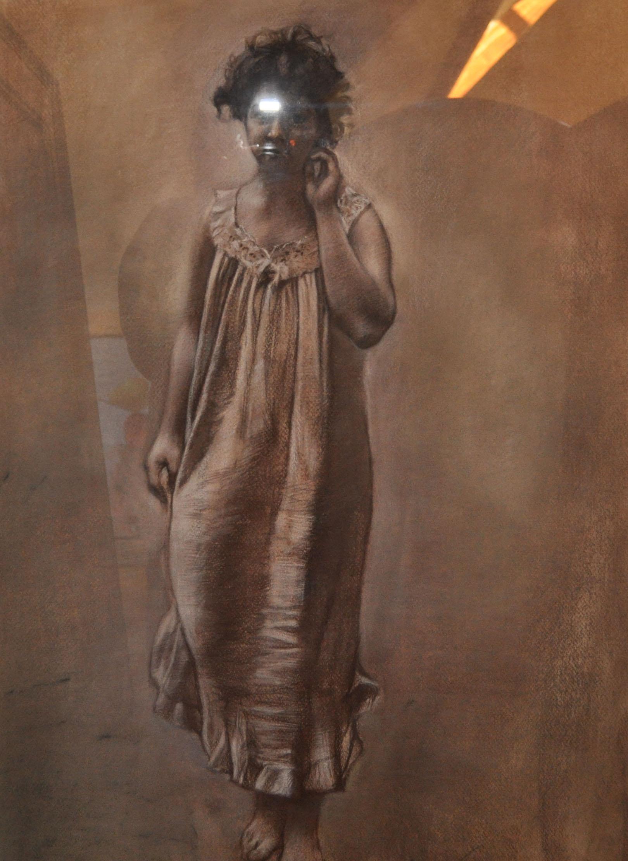 Study of Kate by  Daud Akhriev - Masterpiece Online
