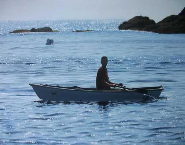 Island Doryman by  Todd Bonita - Masterpiece Online