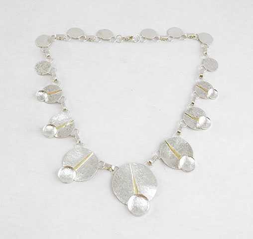 Necklace/Marquesa by  Catharina Wittenstein - Masterpiece Online