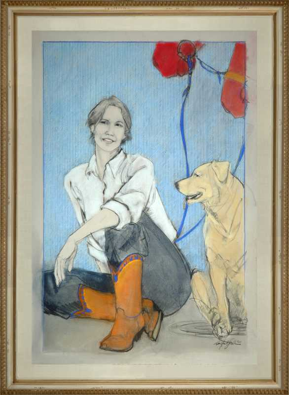 Watchful Eyes by  Donna Howell-Sickles - Masterpiece Online