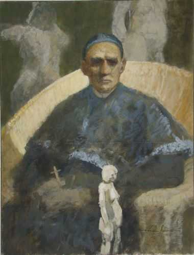 Cleric (1970) by  William Thomson - Masterpiece Online