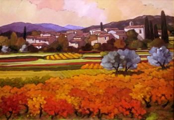 Marvejols by  Lorraine  Jordan - Masterpiece Online