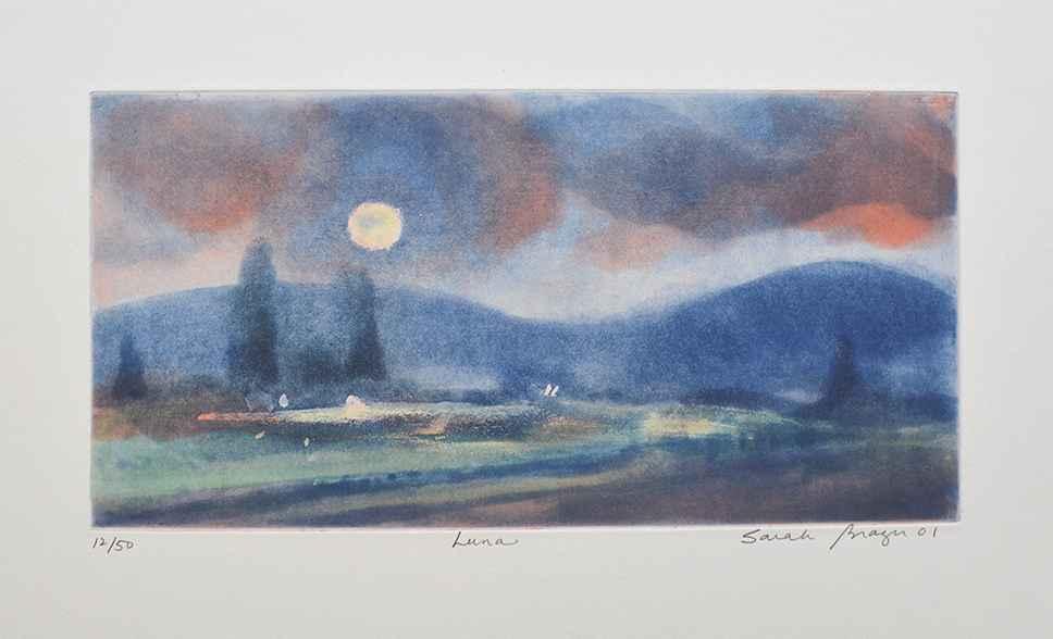 Luna by  Sarah Brayer - Masterpiece Online