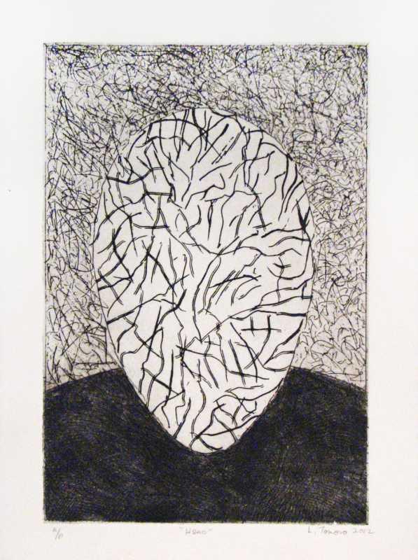 Head by  Lonny Tomono - Masterpiece Online