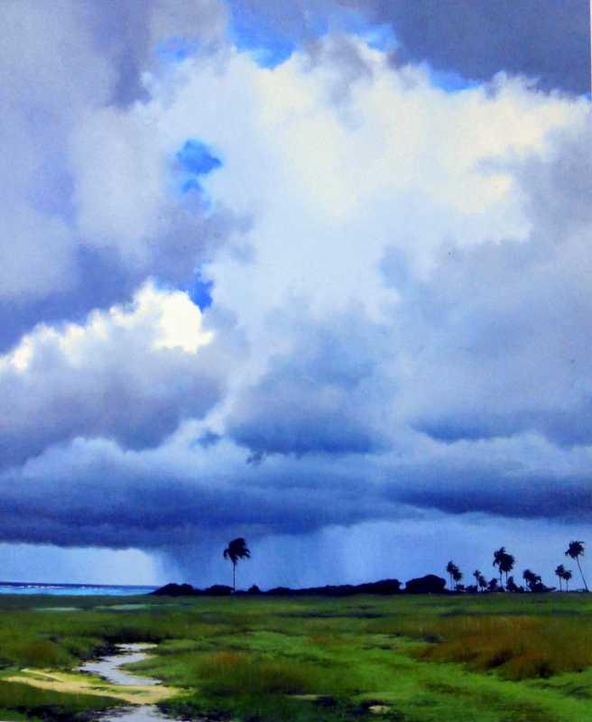 Atlantic Rain     LE by Mr. Stephen Bonner - Masterpiece Online