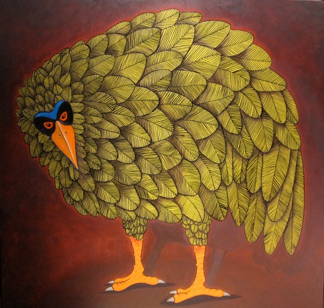 Yellow Bird #1 by  Mike Medow - Masterpiece Online