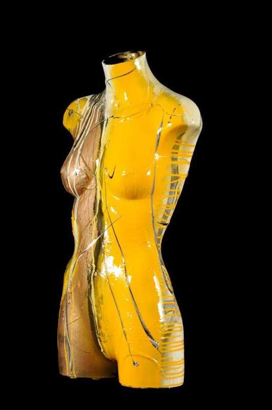 MNQ jaune by  Lisabel  - Masterpiece Online