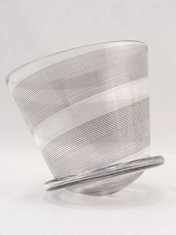 Rolling Glass/Black by  Pamina Traylor - Masterpiece Online