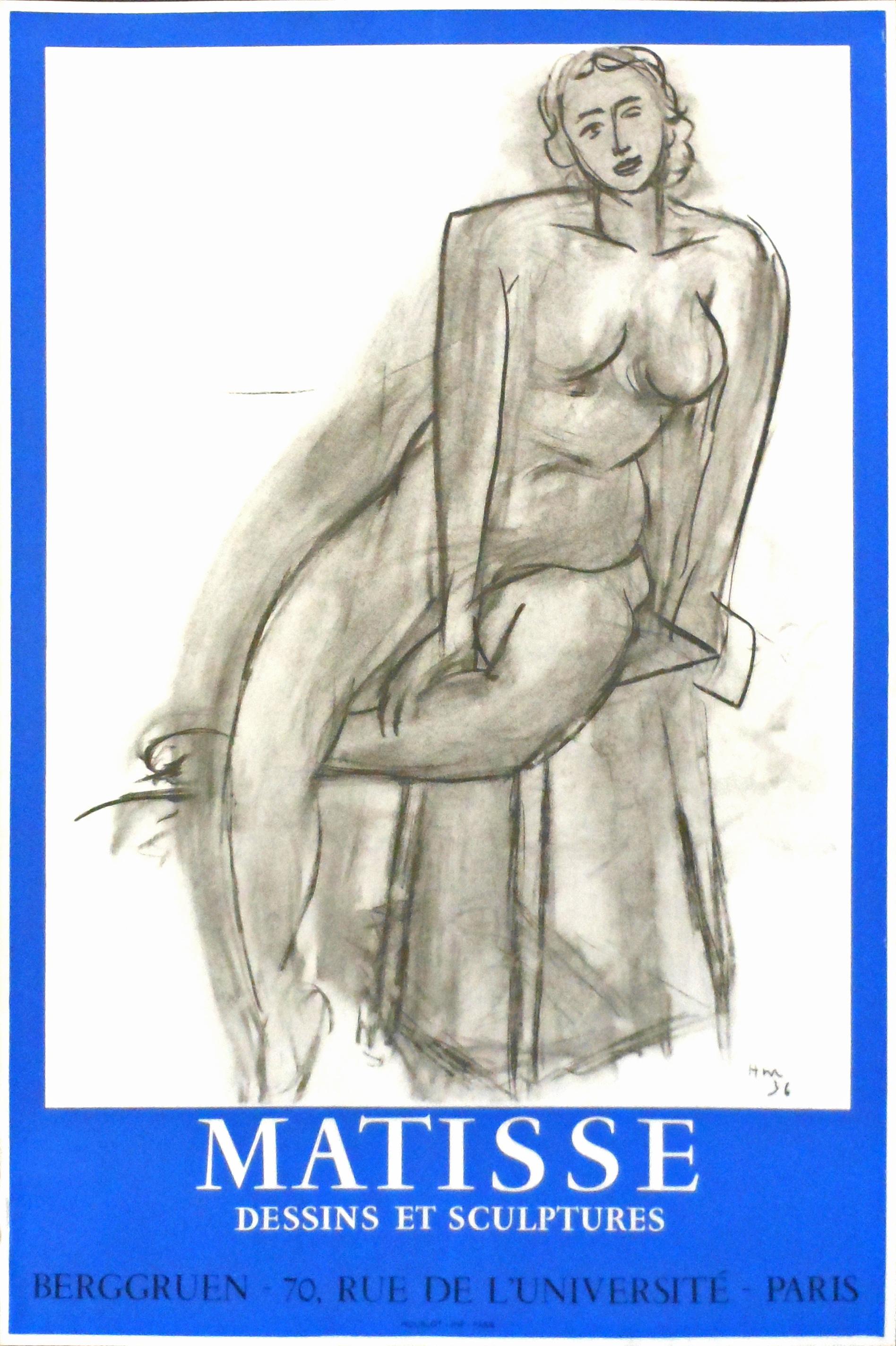 AP112 - Henri Matisse... by  Henri Matisse - Masterpiece Online