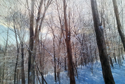Sun Breaking Through by  Michael Wheeler - Masterpiece Online