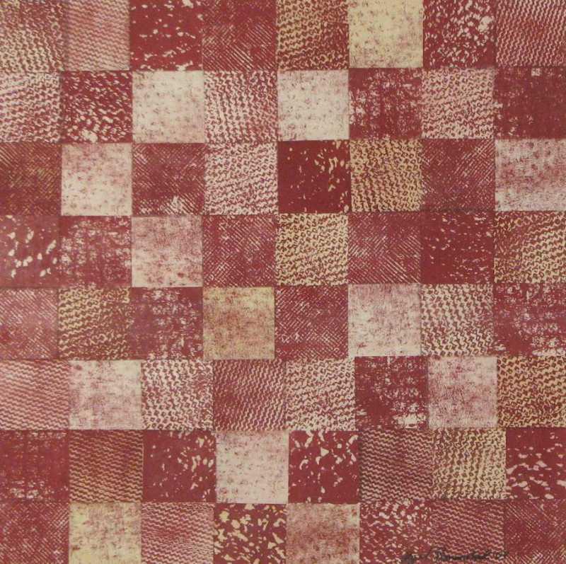 Waina Red by  Abigail Romanchak - Masterpiece Online