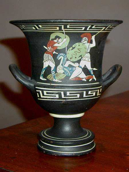 Earthenware Urn by  None None - Masterpiece Online