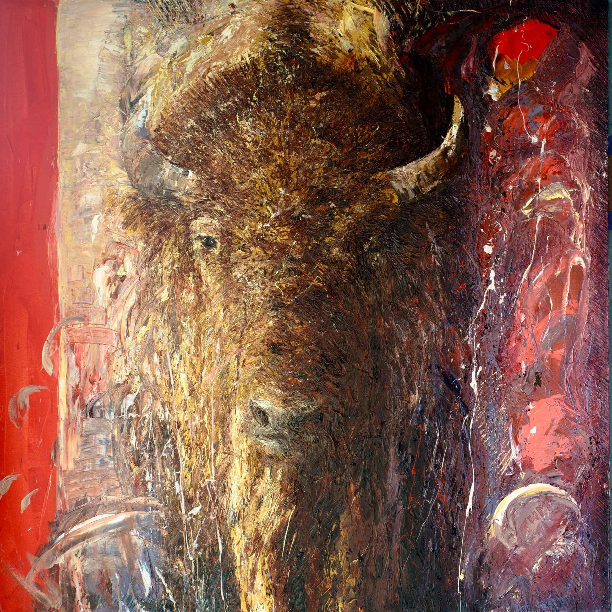 Red Stripe by  Thomas McCafferty - Masterpiece Online