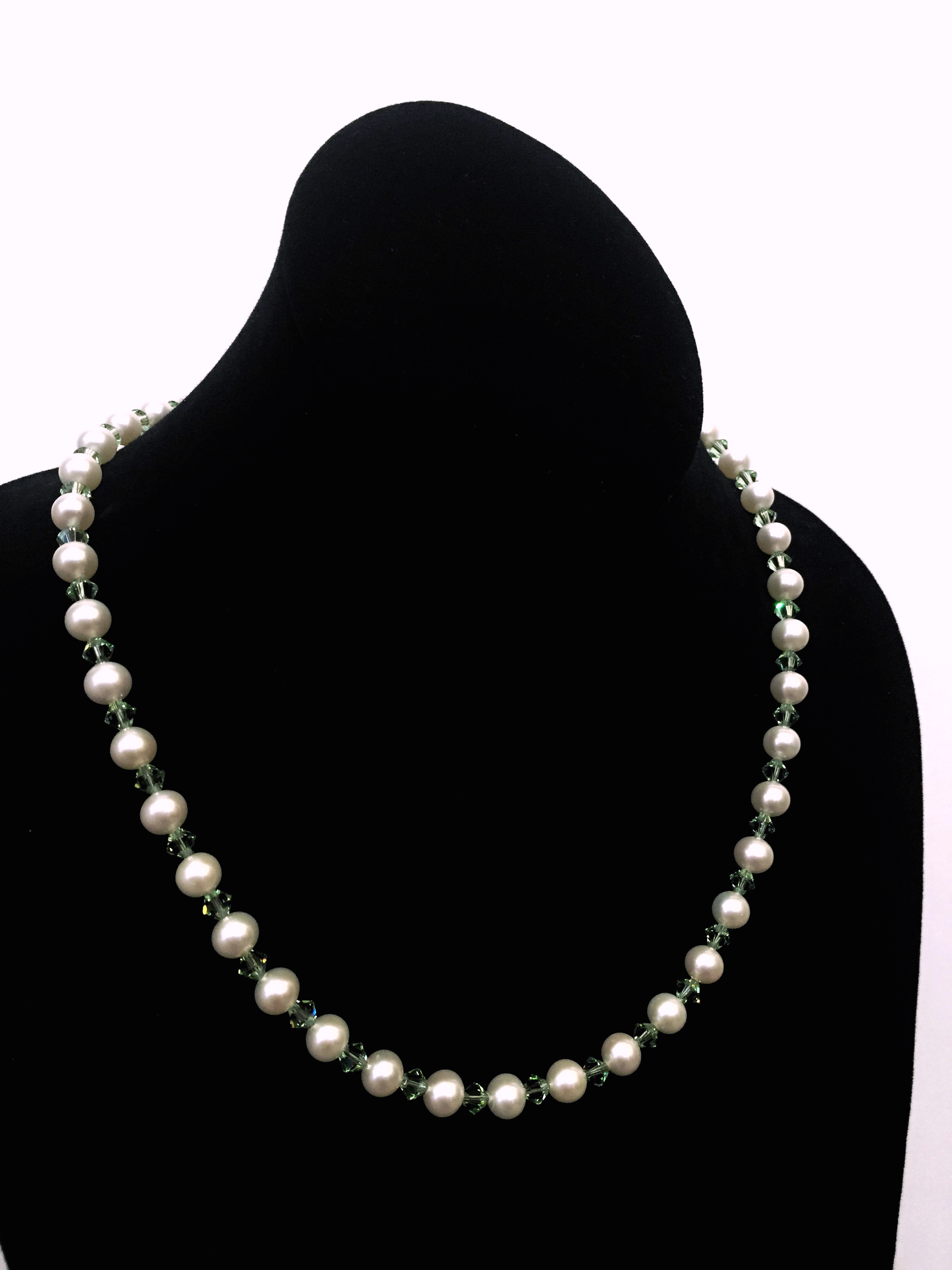 Pearl Necklace by  Todd Stallkamp - Masterpiece Online