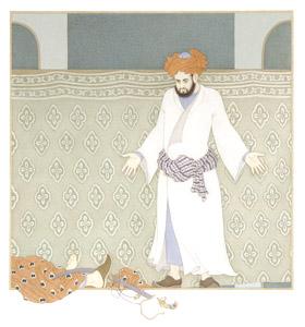 Ali Baba II by  Andren And Olga Dugin - Masterpiece Online