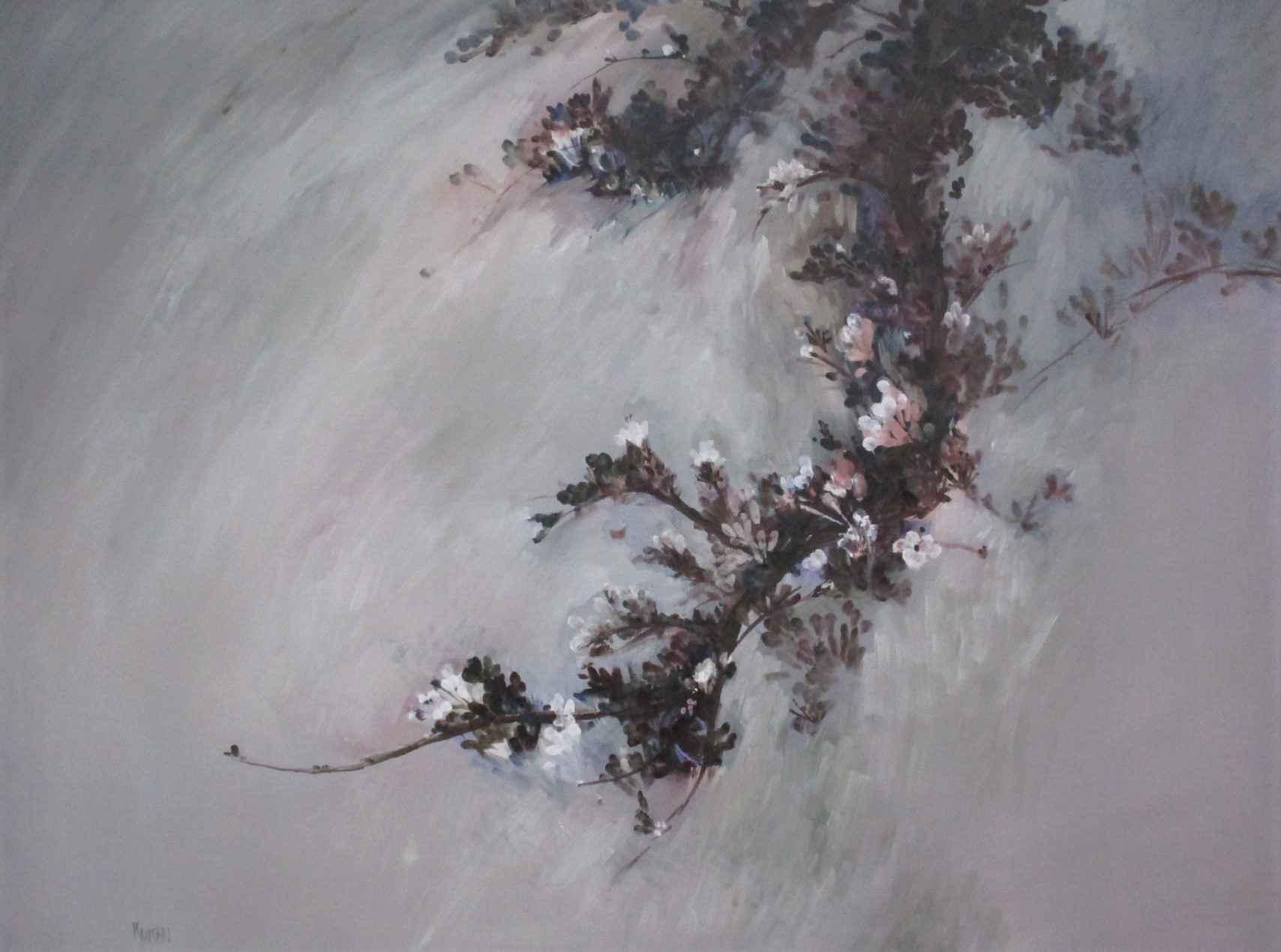 Unknown (Cherry Bloss... by  Ann Ruttan - Masterpiece Online