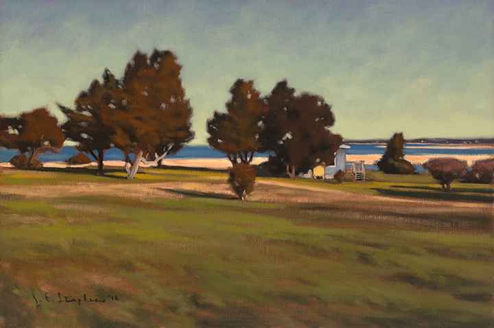 View Toward Chappy Al... by  Jeanne Staples - Masterpiece Online
