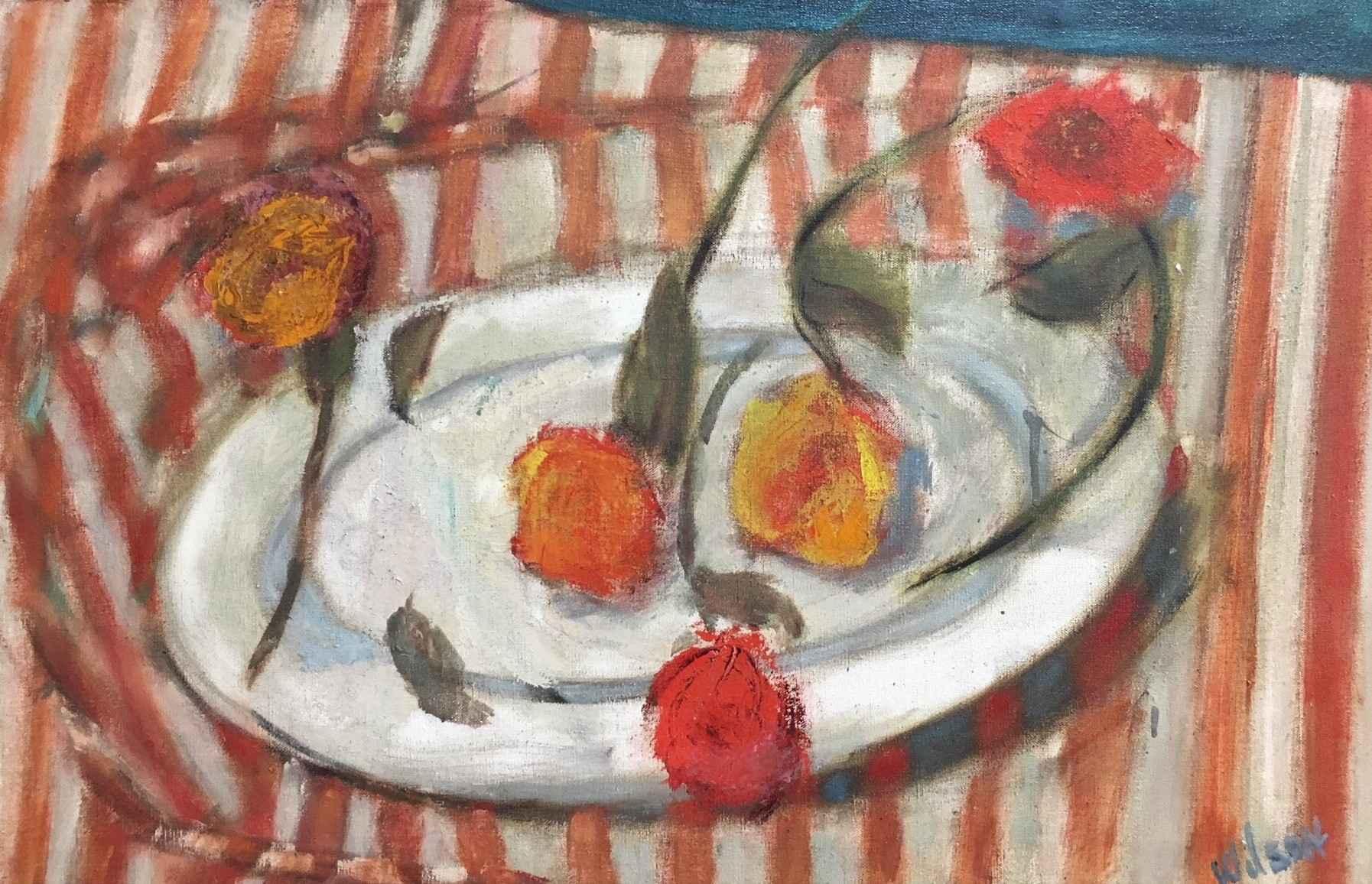 Still Life by  Milton Wilson - Masterpiece Online