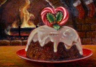 Cake with a Heart