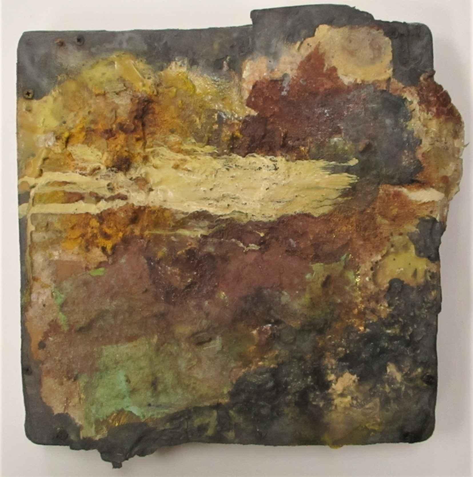 Untitled (earth tones) by  David Geiser - Masterpiece Online