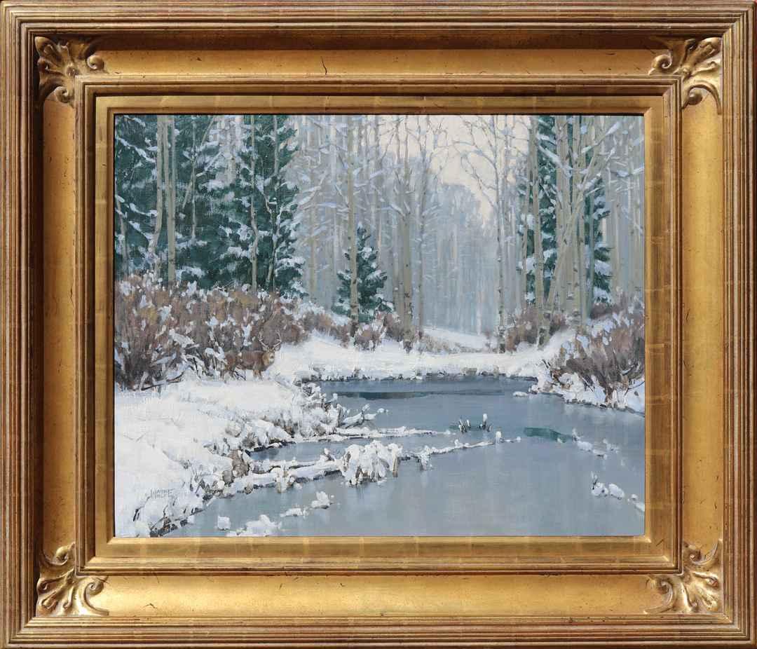 Perfectly Still by Mr. Wayne Wolfe - Masterpiece Online