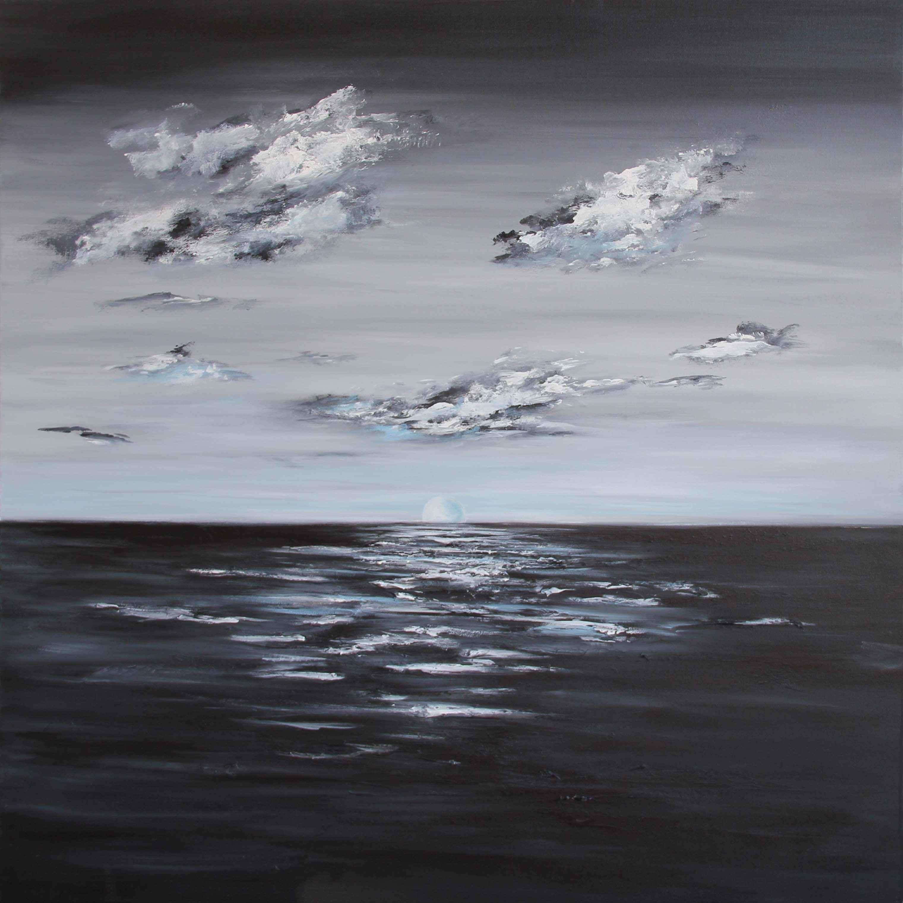 Sunrise in Grayscale by  Steve Lyons - Masterpiece Online