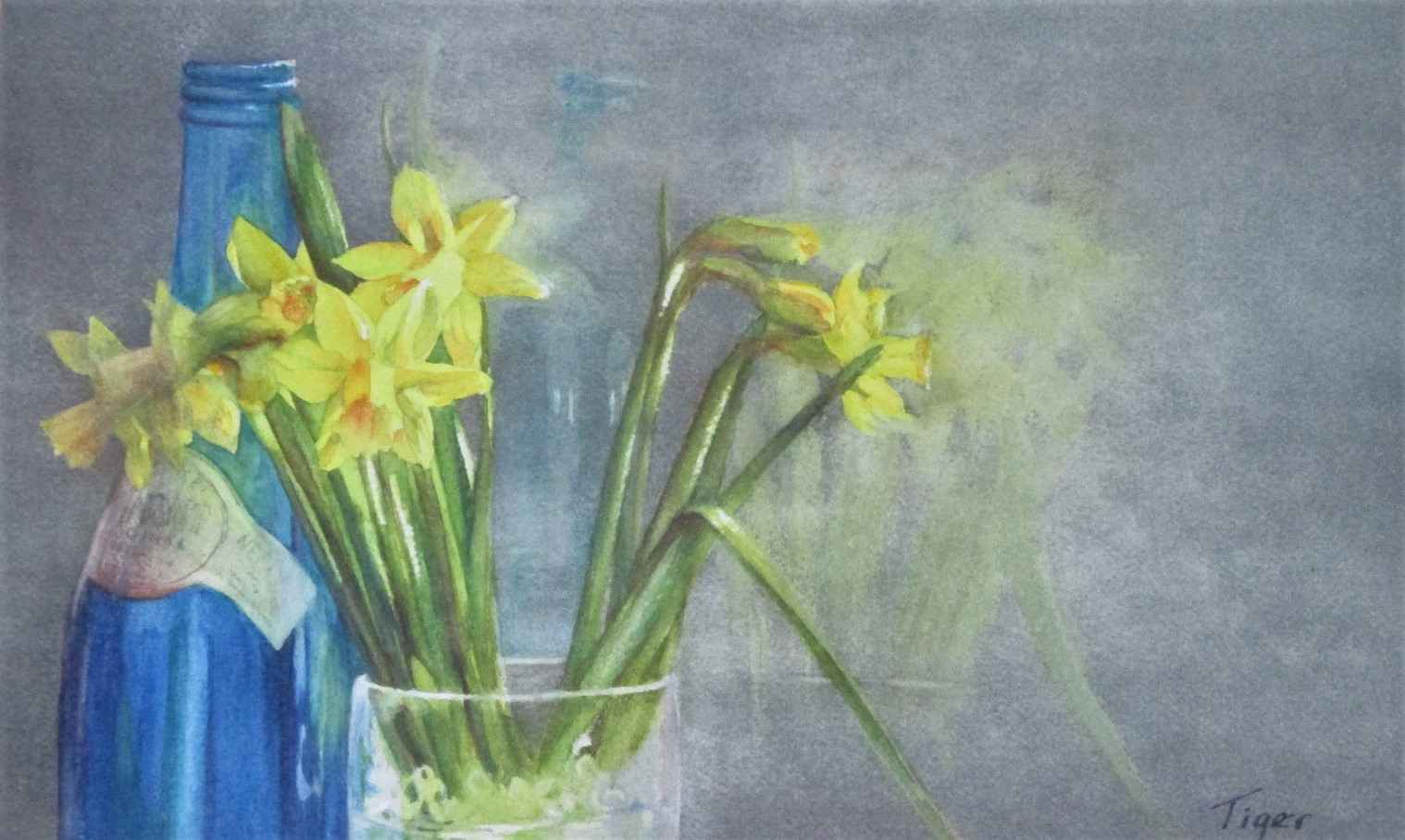 Window Still Life by  Kathy Tiger - Masterpiece Online