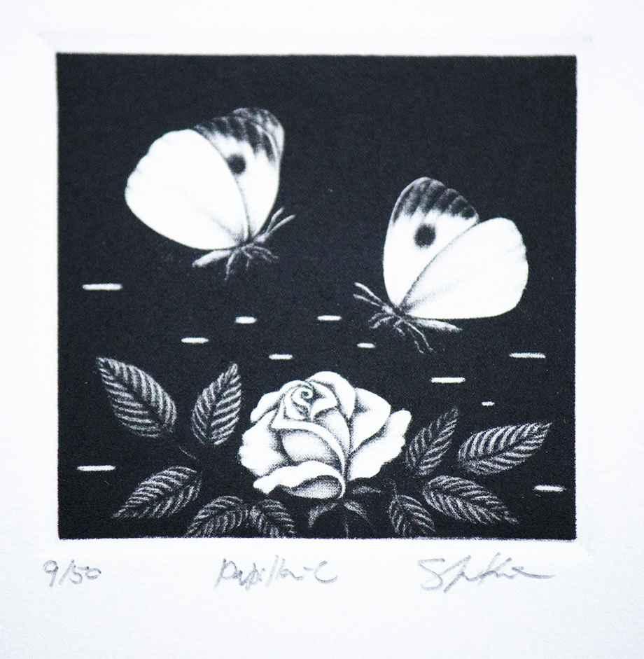 Papillon-C by  Shigeki Kuroda - Masterpiece Online