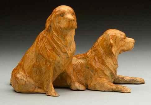 Golden Pals by Mr. Daniel Glanz - Masterpiece Online