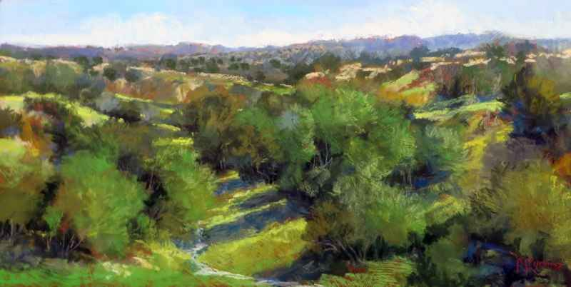 In The Green by Ms. Margi Lucena - Masterpiece Online