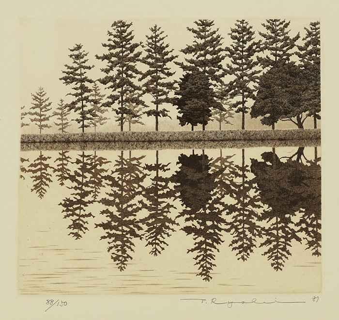 Reflection by  Ryohei Tanaka - Masterpiece Online