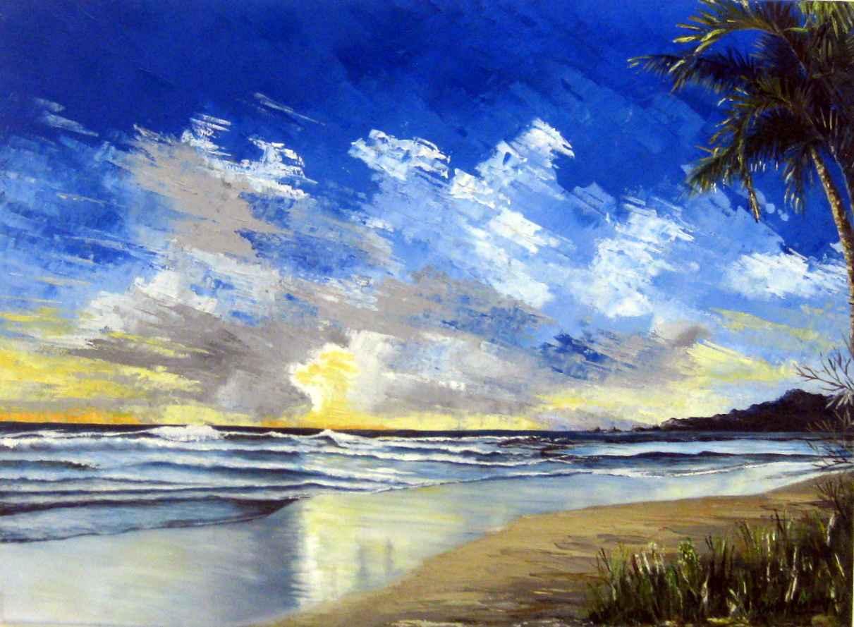 Sunrise by Mr. Christopher Richards - Masterpiece Online