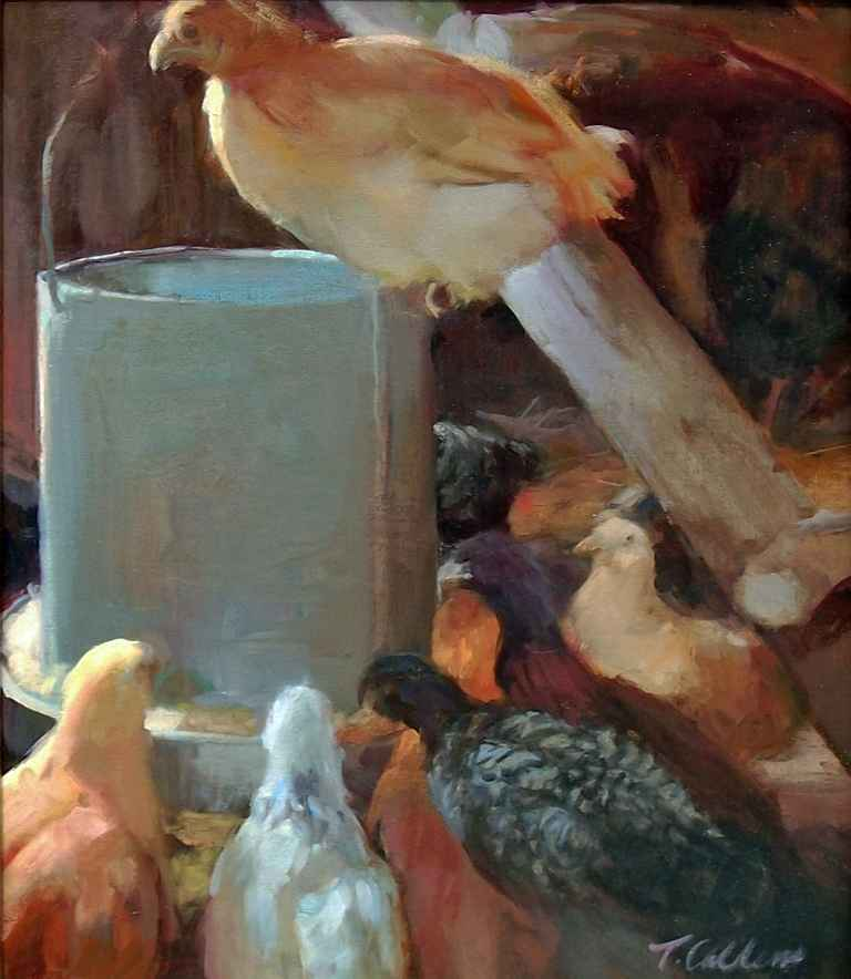 Chicken In Every Pot  by  Tammy Callens