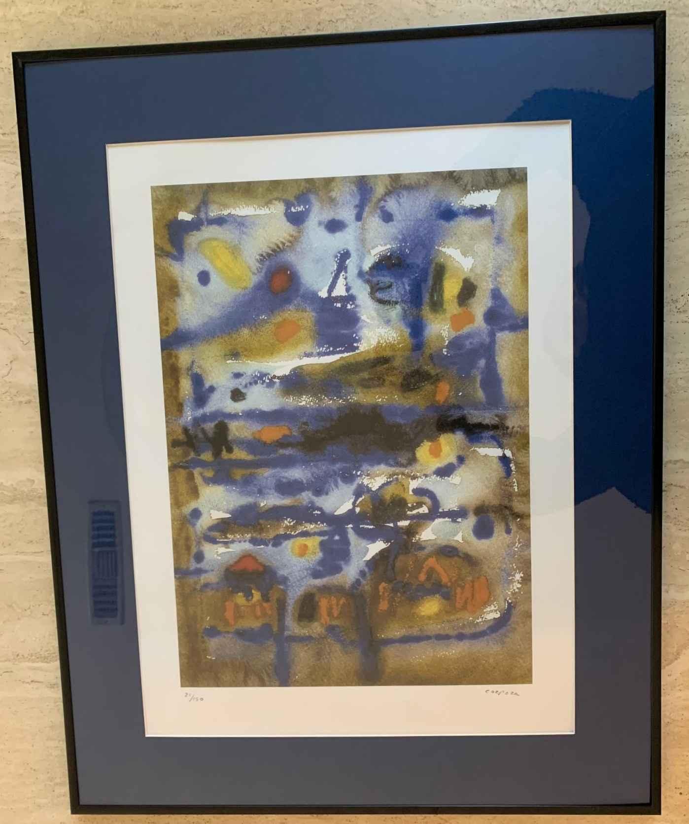 Abstraction by  Antonio Corpora - Masterpiece Online