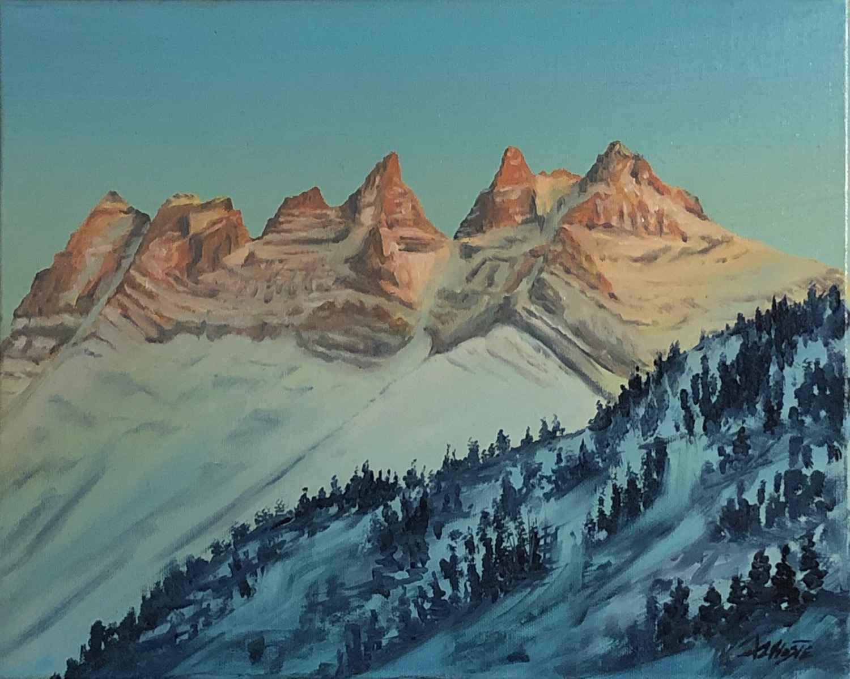 Couche de soleil sur ... by  Xavier L'HOSTE - Masterpiece Online