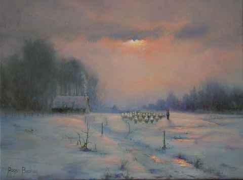 The Good Shepherd by  Roger  Budney - Masterpiece Online