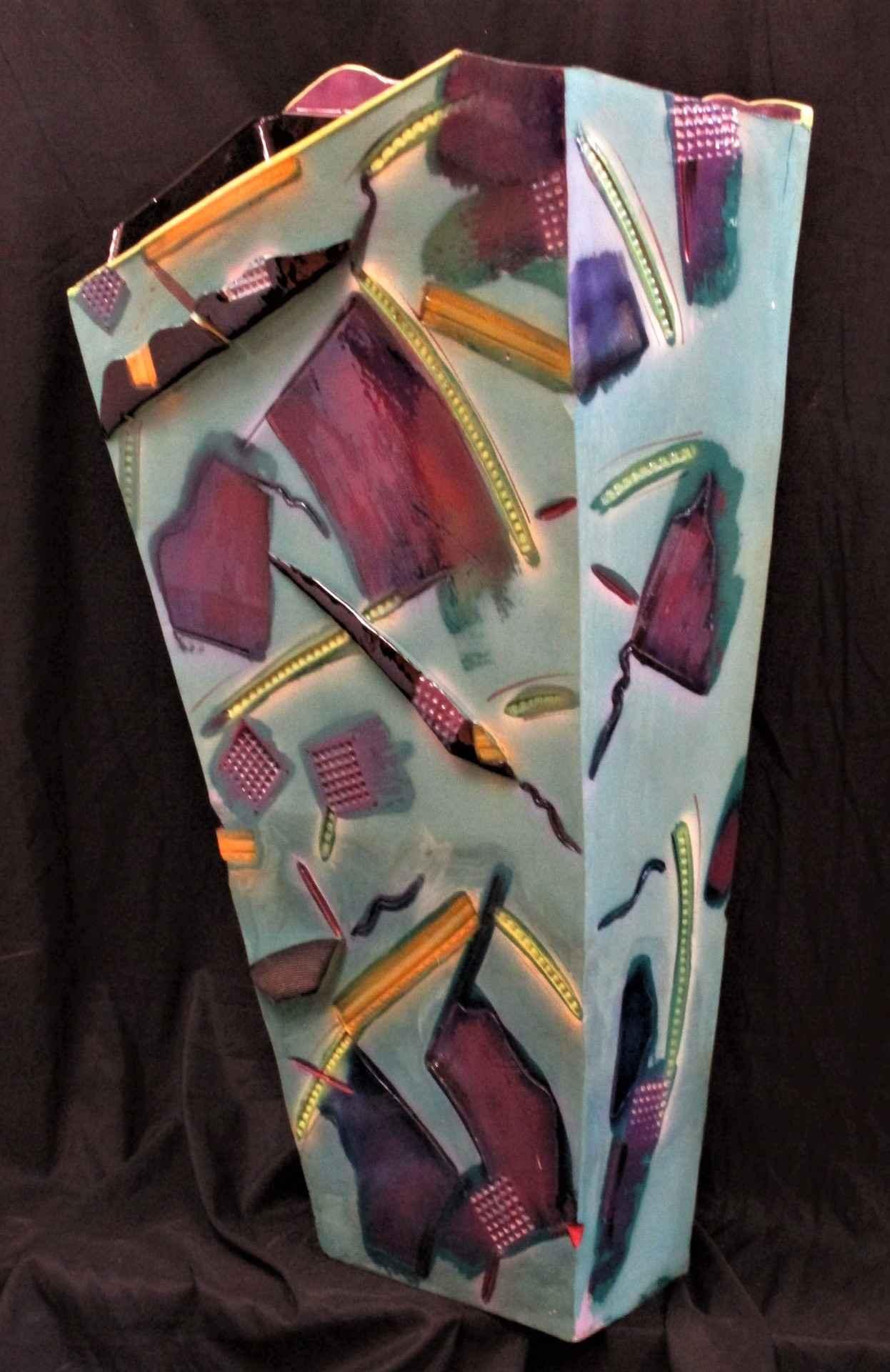 Untitled (Modern Vase) by  Natalie Warren - Masterpiece Online