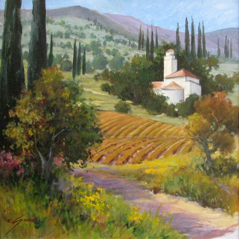 Beautiful Season by  Eva Szorc - Masterpiece Online