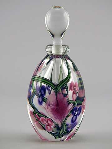 Perfume/Pink & Purple... by  Roger Gandelman - Masterpiece Online